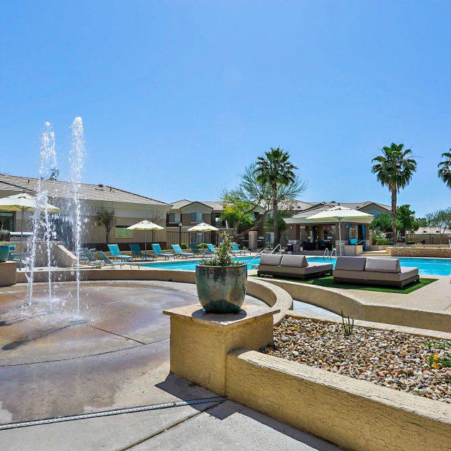 Adobe RidgeApartments, Phoenix Commercial Real Estate Photographer, Commercial Photographer